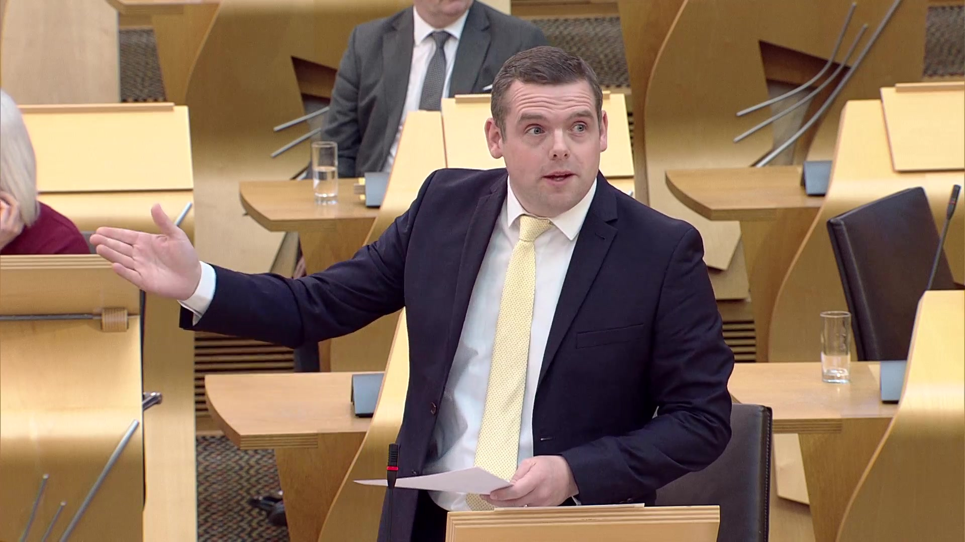 Scottish Conservative and Unionist Party Debate: Halting the COVID-19 Vaccine Certification Scheme