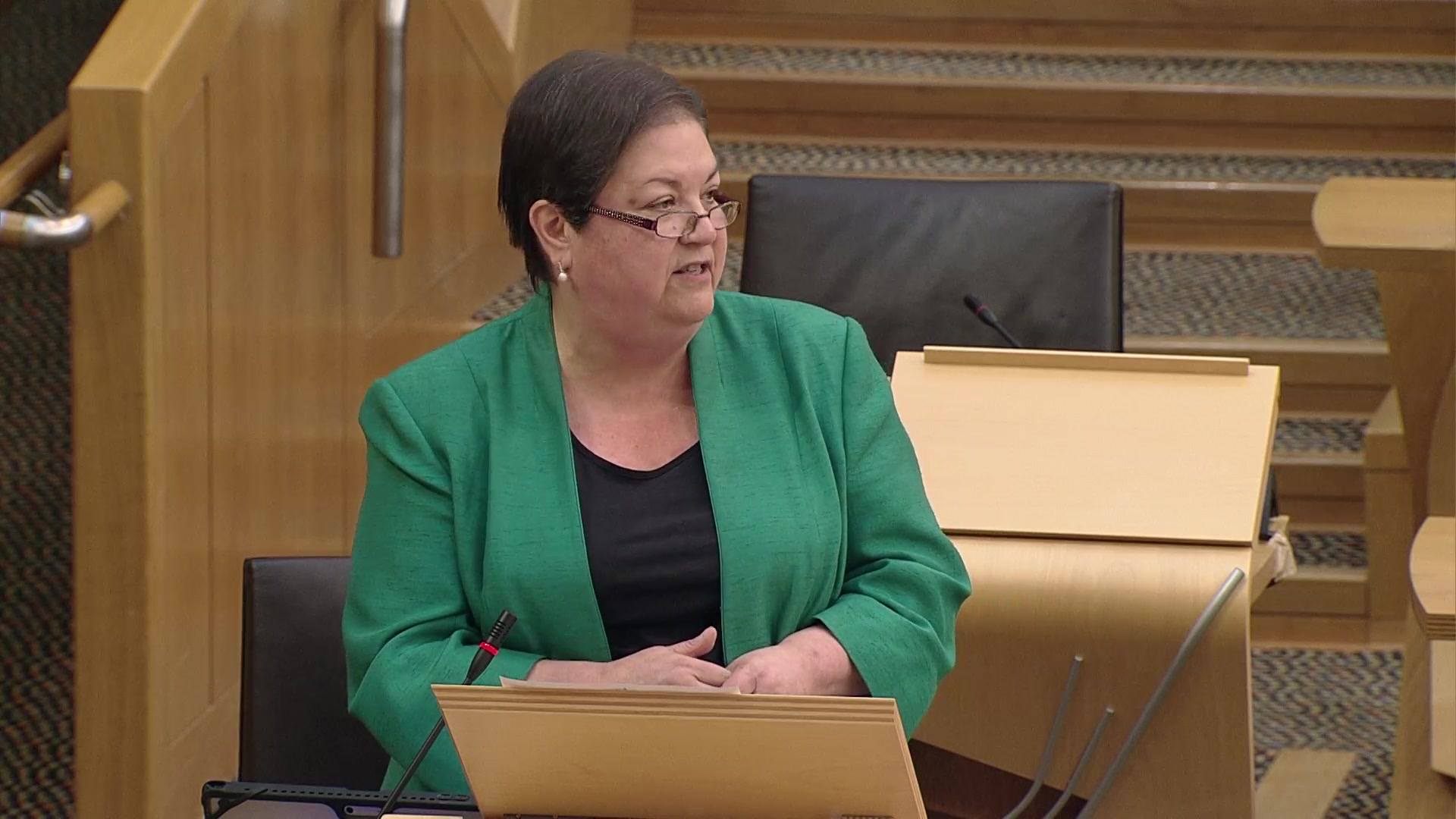 Scottish Labour Party Debate: Taking Action on the NHS and Ambulance Crisis