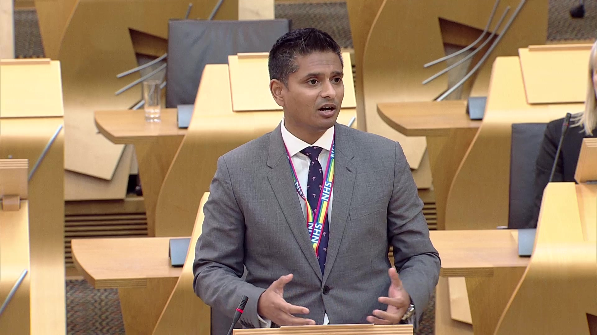 Scottish Conservative and Unionist Party Debate: Legal Right to Recovery