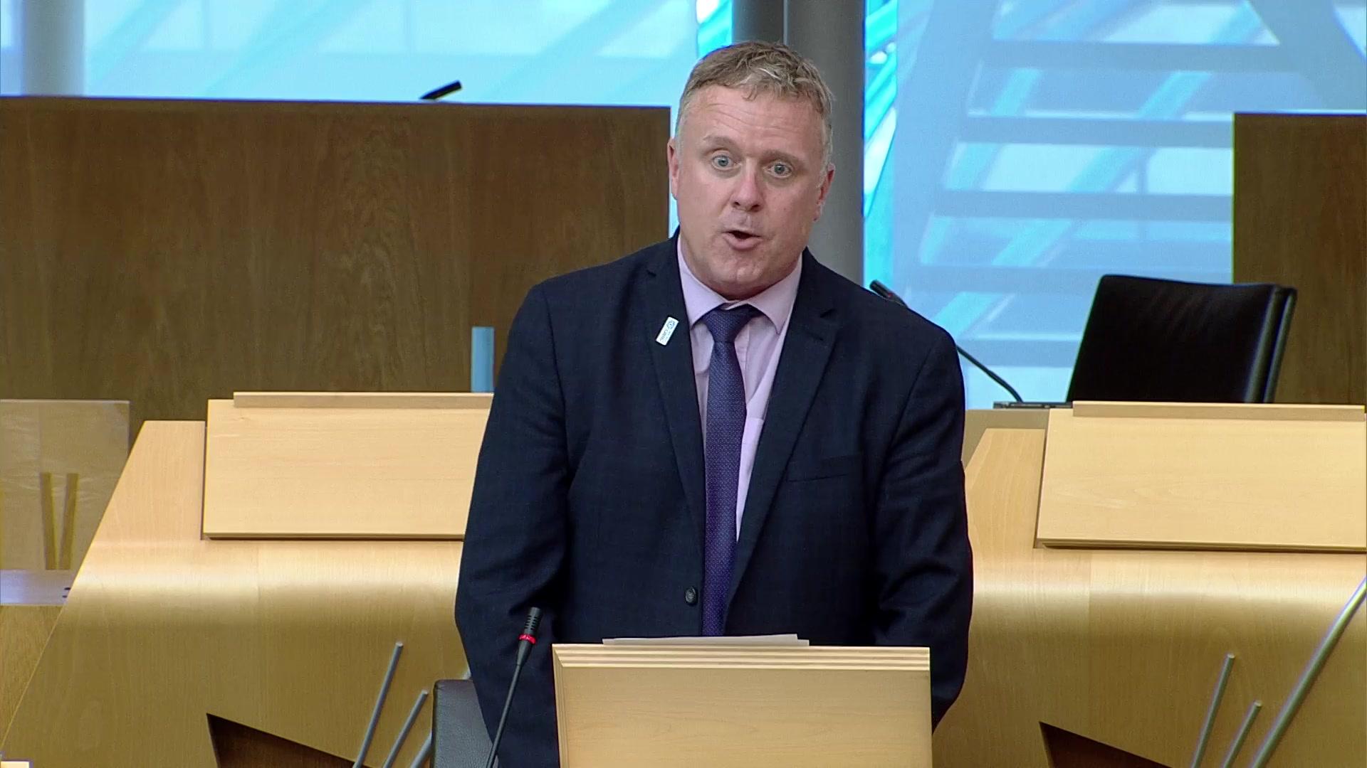 Members' Business — Bob Doris: MND Scotland 40th Anniversary