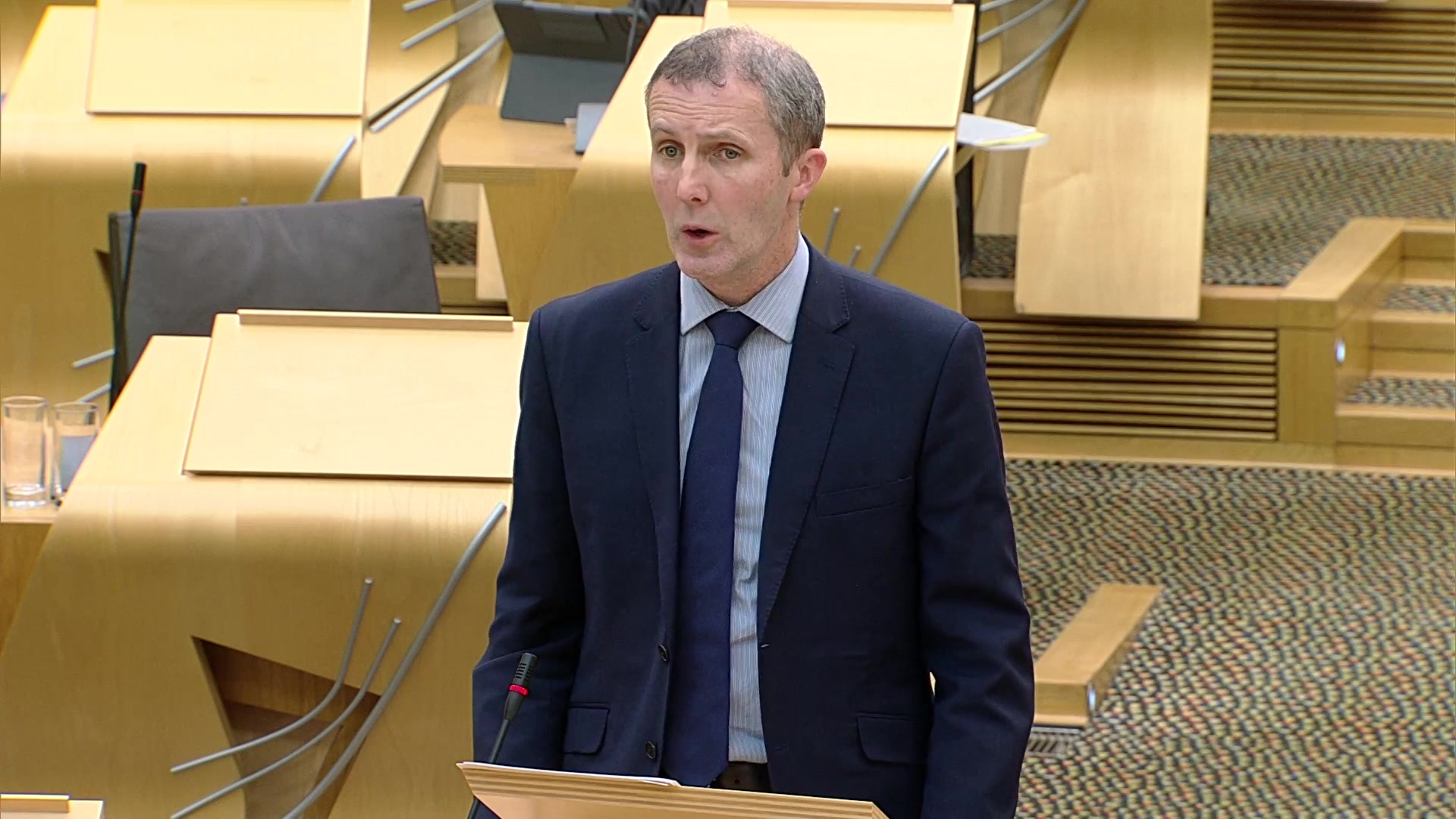 Scottish Government Debate: Global Ambitions for COP26