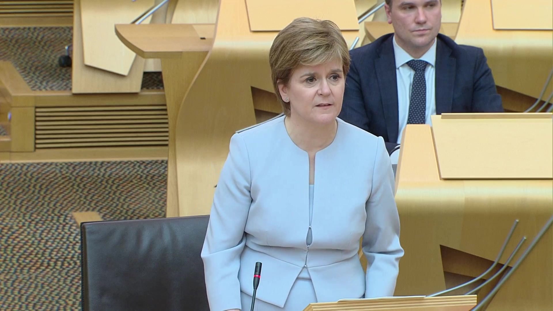 Scottish Government Debate: Appointment of Law Officers