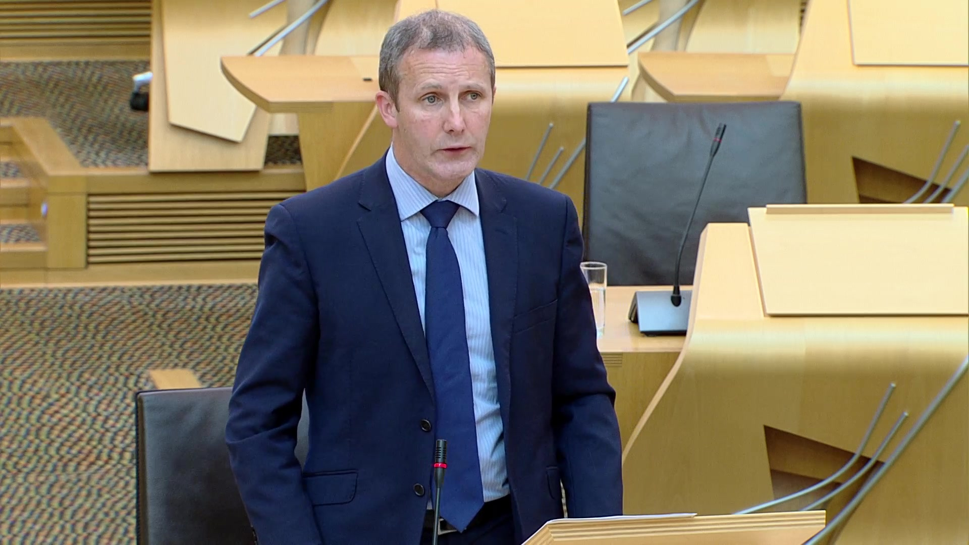 Scottish Government Debate: Addressing the Climate Emergency