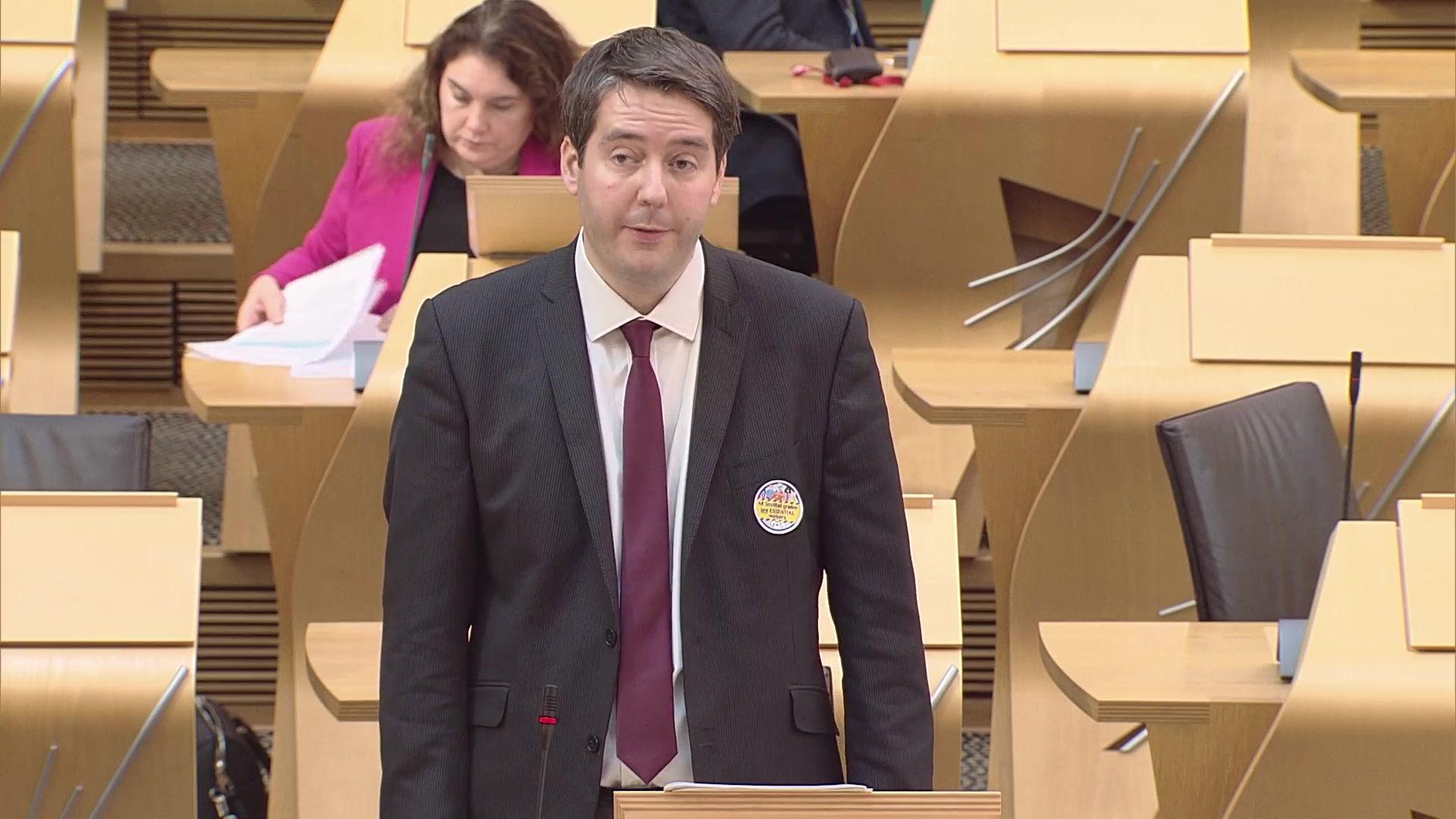 Scottish Labour Party Debate: ScotRail