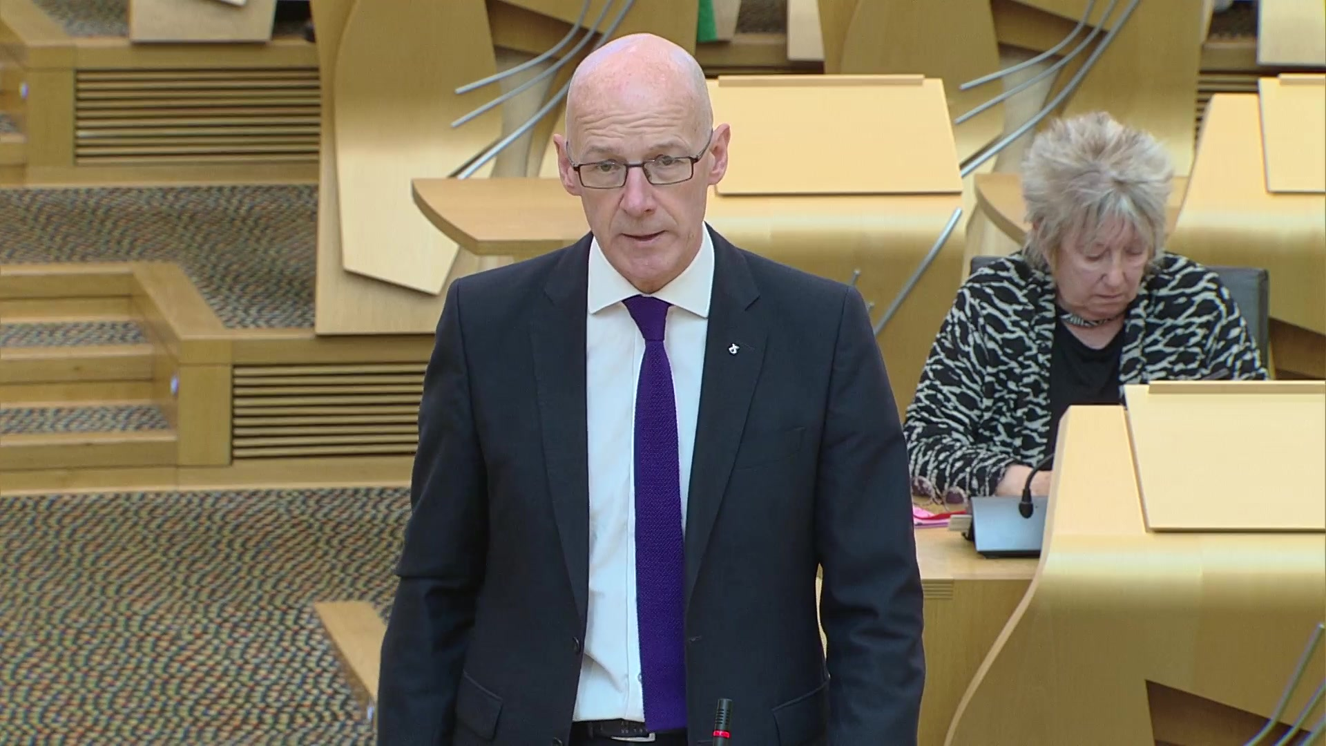 Ministerial Statement: Redress for Survivors (Historical Child Abuse in Care) Scotland Act 2021 Update