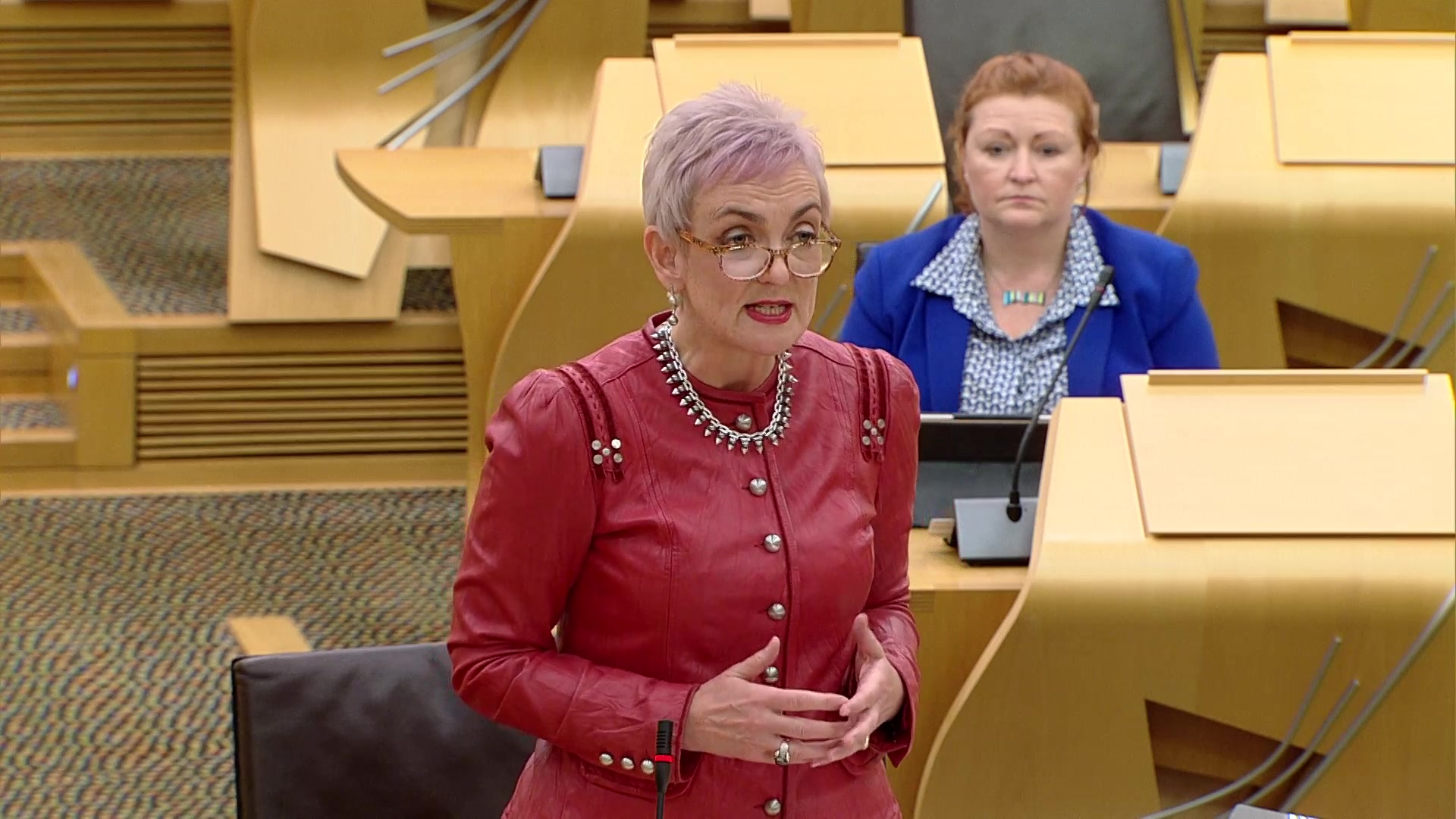 Scottish Government Debate: A Person Centred Approach to Mental Health and Substance Abuse