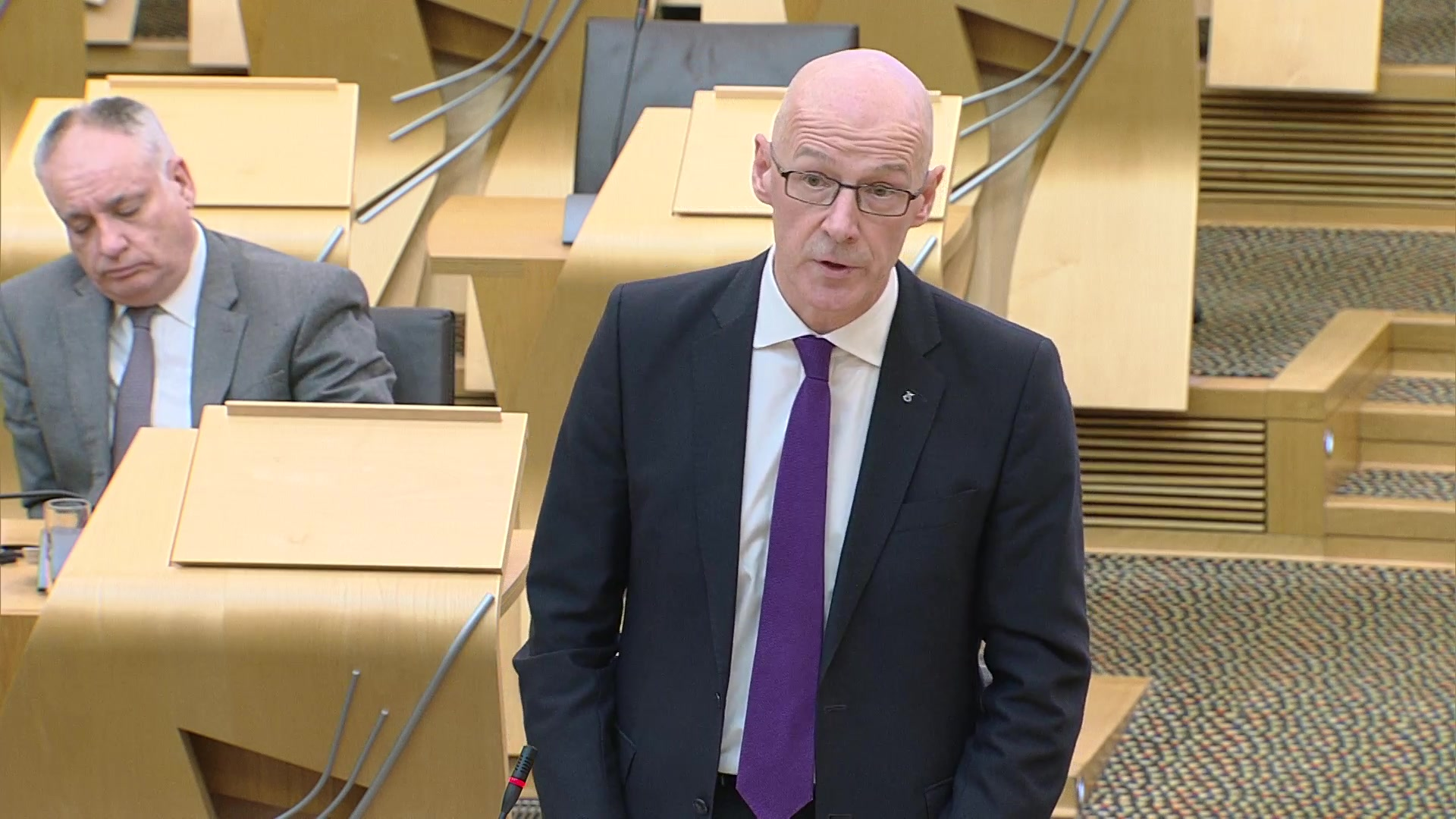 Ministerial Statement: Supreme Court Judgement on European Charter of Local Self-Government (Incorporation) (Scotland) Bill and United Nations Convention on the Rights of the Child (Incorporation) (Scotland) Bill