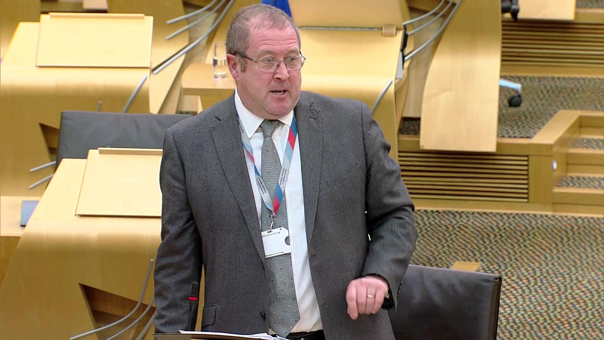 Ministerial Statement: Decarbonising Scotland's Transport