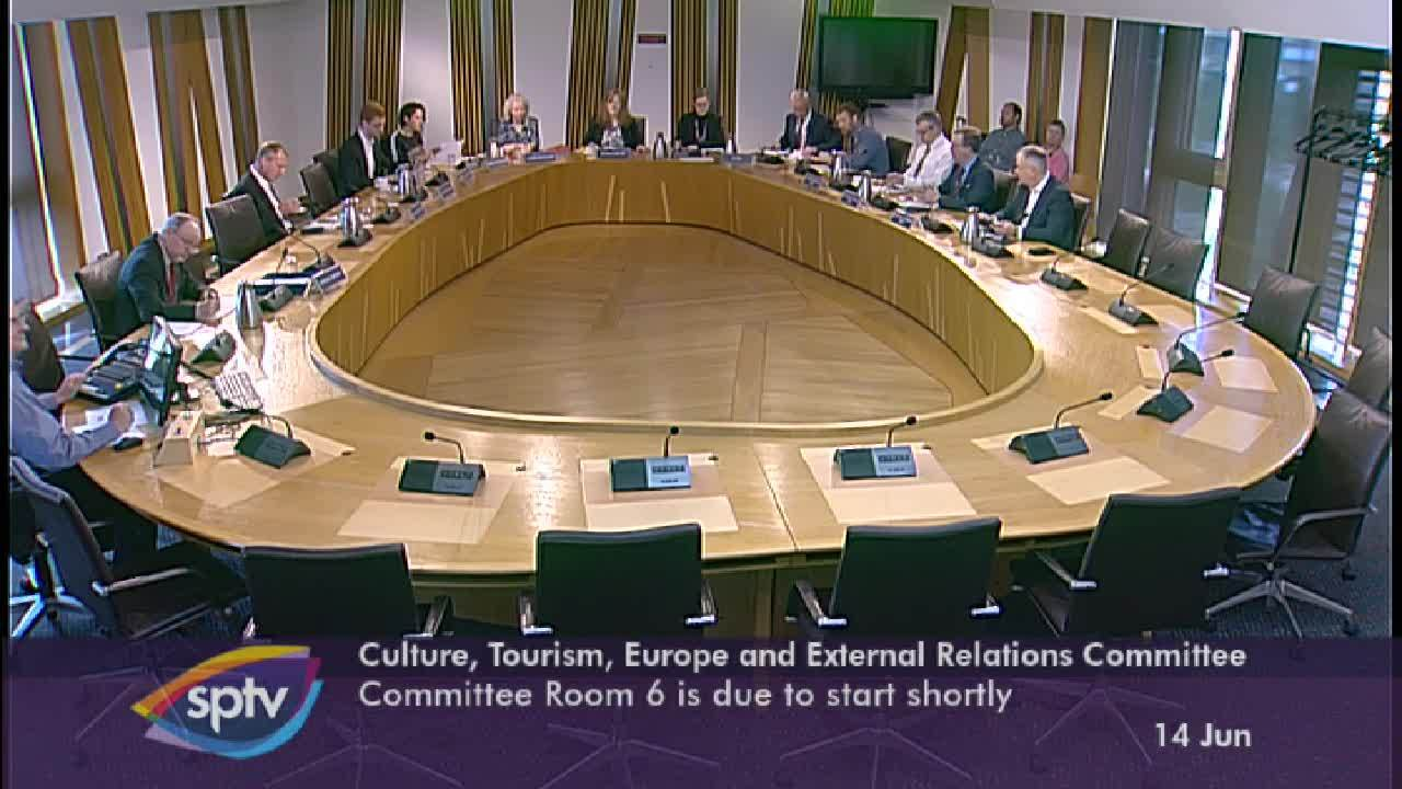 Culture, Tourism, Europe and External Relations Committee