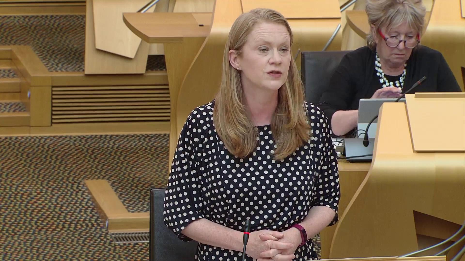 Scottish Government Debate: Education