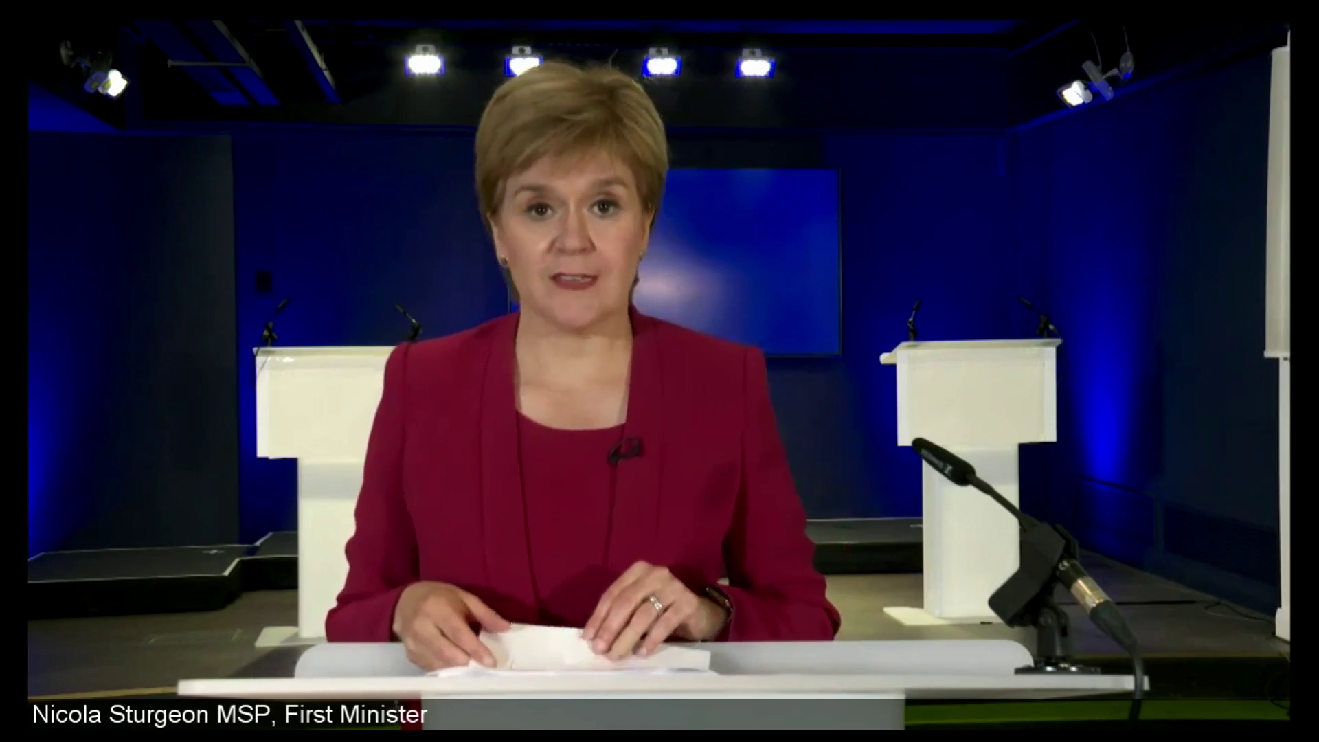 First Minister's Statement: COVID-19 Update