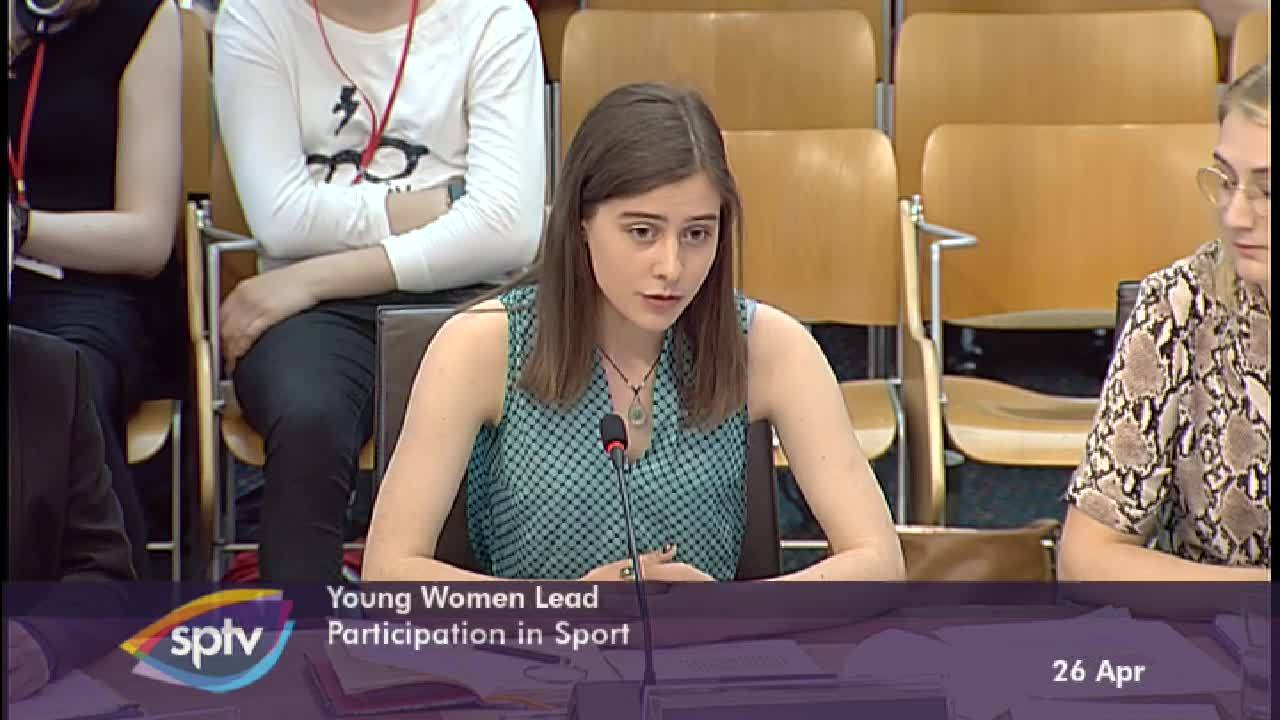 Young Women Lead