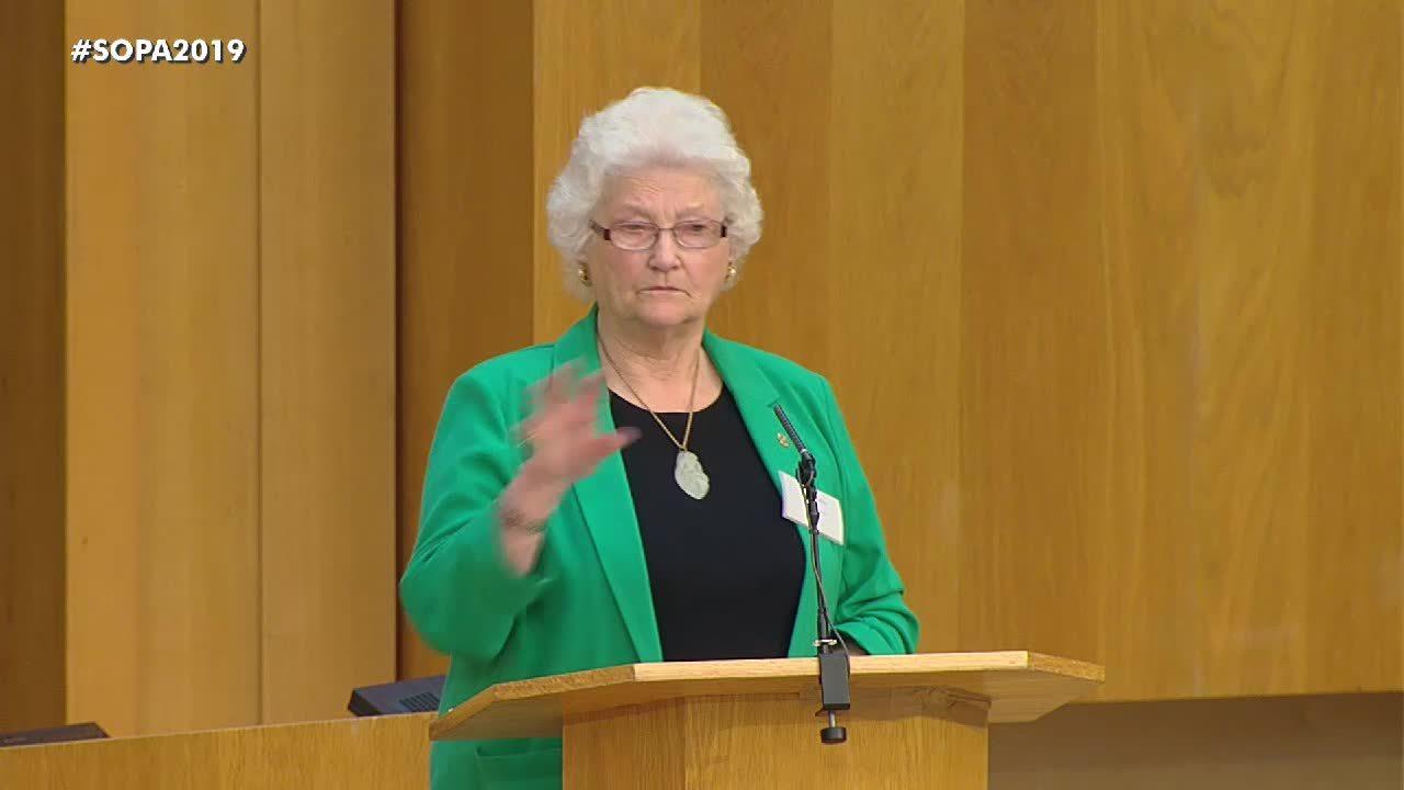 Scottish Older People's Assembly 2019 - Part I