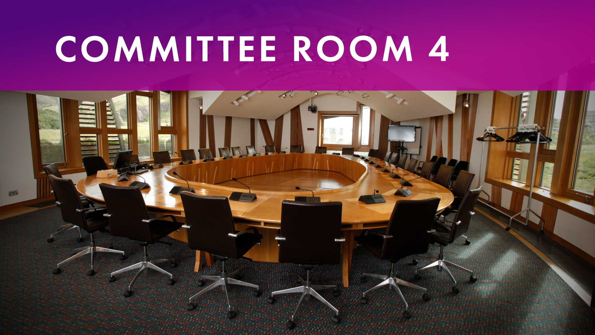 Equalities, Human Rights and Civil Justice Committee
